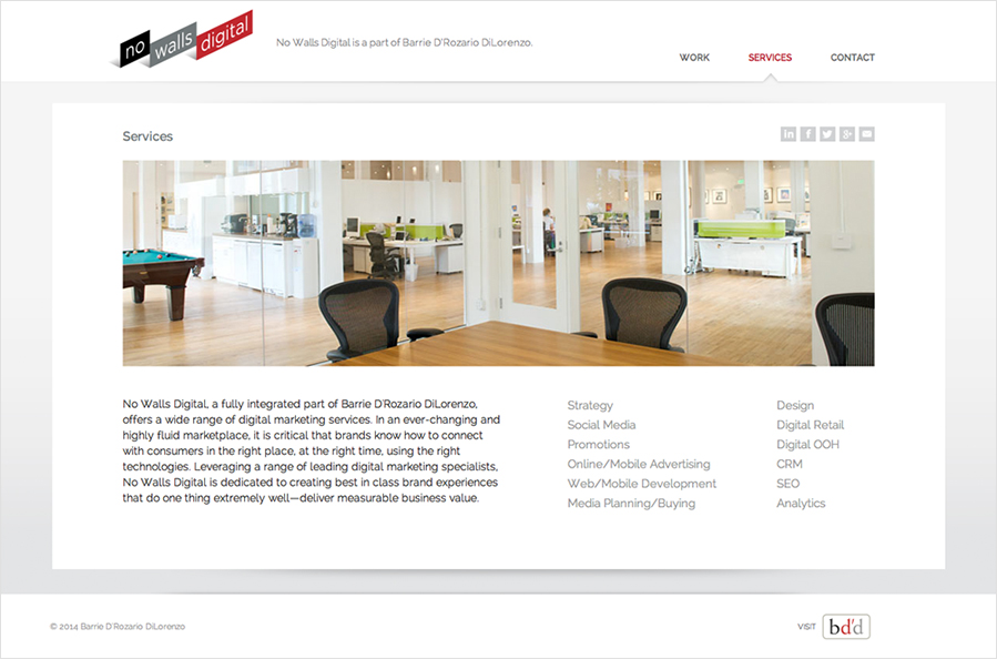 Web And Interactive Design